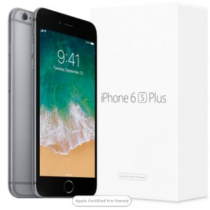 Apple iPhone 6S Plus 16GB Space Gray (Apple Certified Pre-Owned)