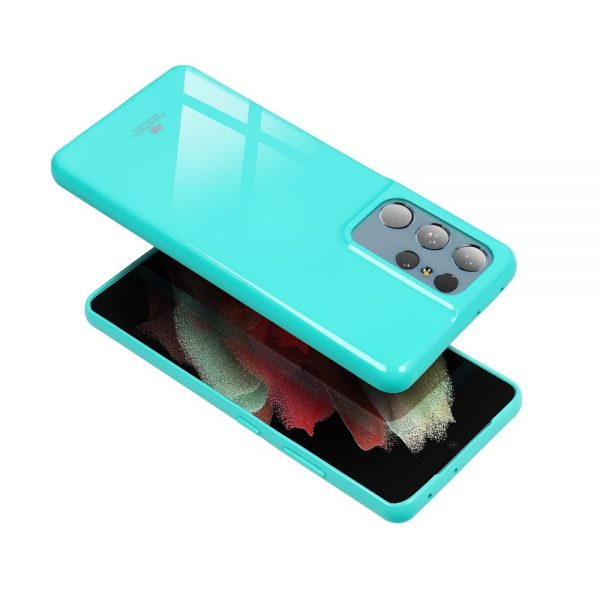 Jelly Case Mercury for Iphone 12 / 12 PRO mint