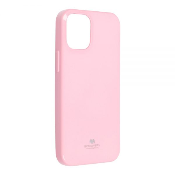 Jelly Case Mercury for Iphone 12 MINI light pink