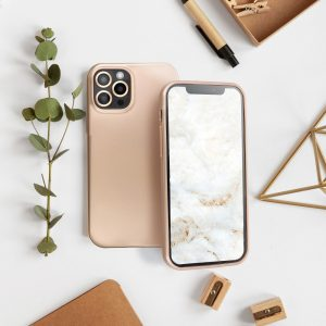 i-Jelly Case Mercury for Iphone 12 PRO Max gold