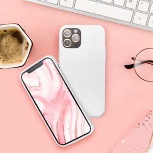 i-Jelly Case Mercury for Iphone 12 PRO Max silver